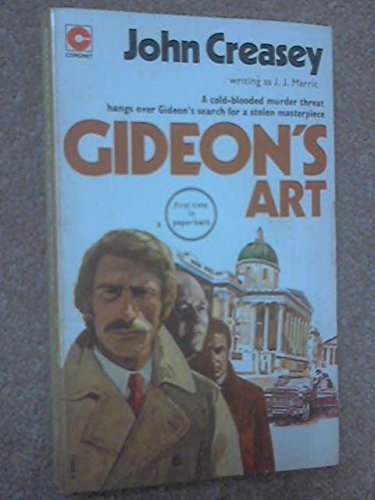 Gideons Art Creasey By J J Marric