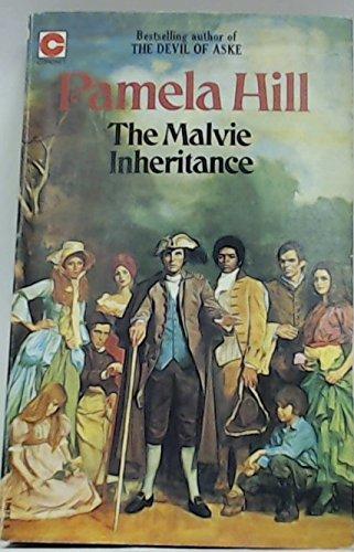 Malvie Inheritance By Pamela Hill