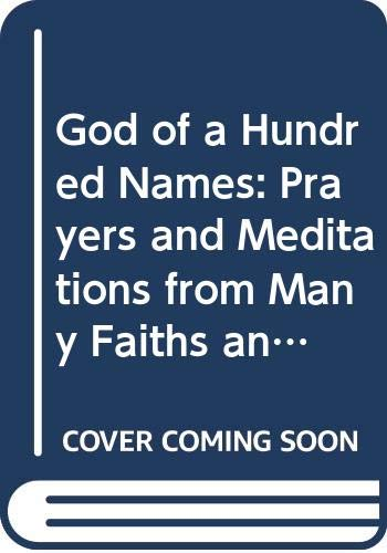 God of a Hundred Names By Barbara Greene