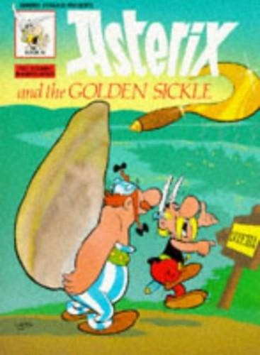 Asterix Golden Sickle BK 15 By Goscinny