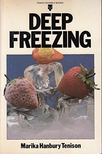 Deep Freezing By Marika Hanbury-Tenison