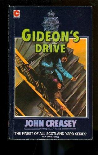 Gideon's Drive By J.J. Marric