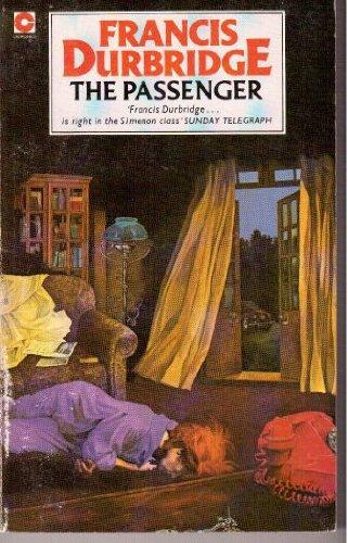 The Passenger By Francis Durbridge