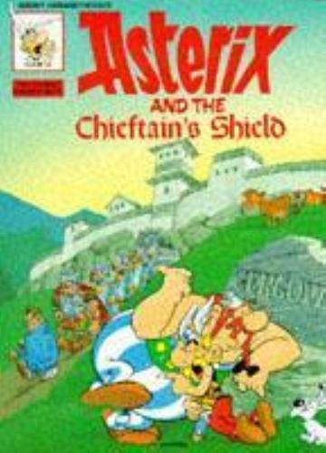 Asterix Chiefs Shield BK 18 By Goscinny
