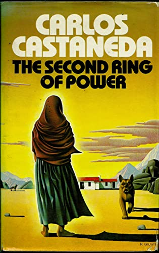 Second Ring of Power by Castaneda, Carlos Hardback Book The Cheap Fast Free Post
