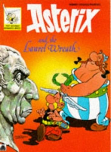 Asterix Laurel Wreath Bk 13 PKT By Goscinny