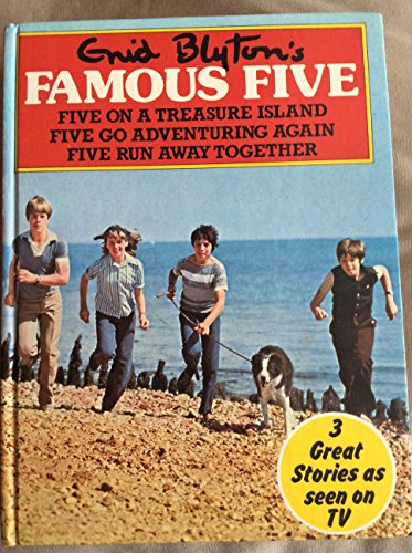Five on a Treasure Island (Famous Five) by Enid Blyton