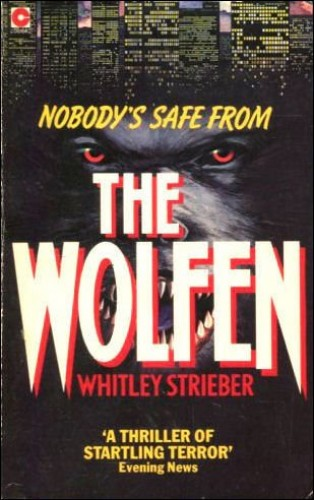 The Wolfen By Whitley Strieber