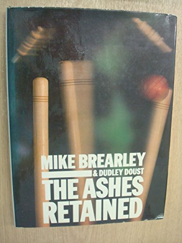 Ashes Retained By Mike Brearley