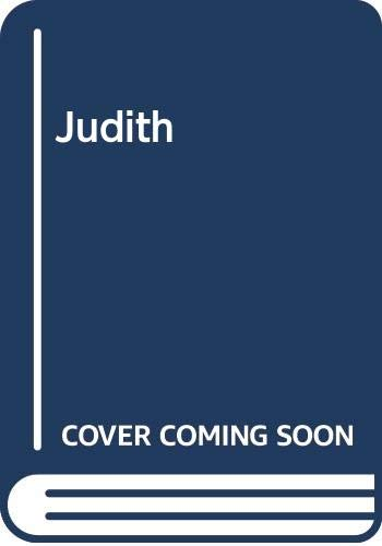 Judith By Brian Cleeve