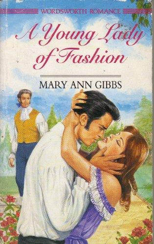 Young Lady of Fashion By Mary Ann Gibbs