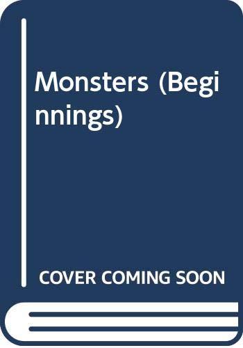 Monsters By Richard Haycraft
