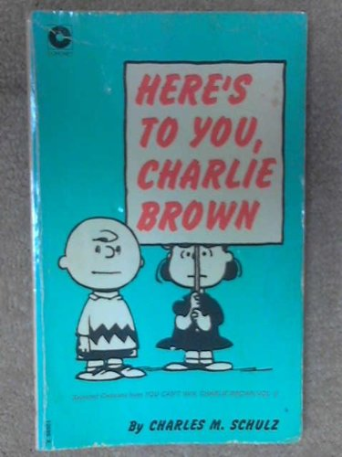 It's Raining on Your Parade, Charlie Brown By Charles M. Schulz