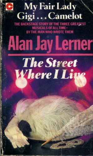 Street Where I Live By Alan Jay Lerner