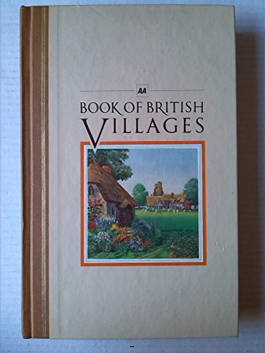 AA Book of British Villages By Various.