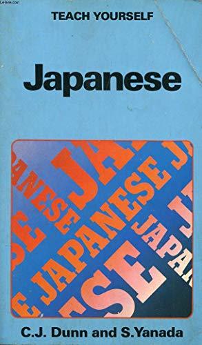 Japanese By C.J. Dunn