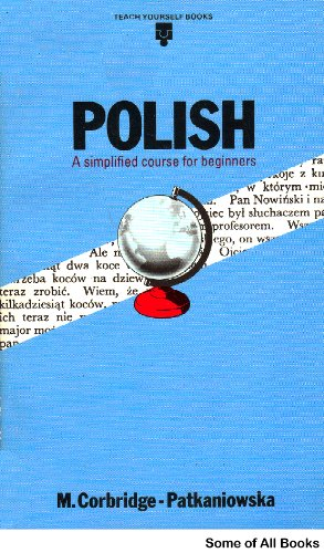 Polish By Mary Corbridge-Patkaniowska
