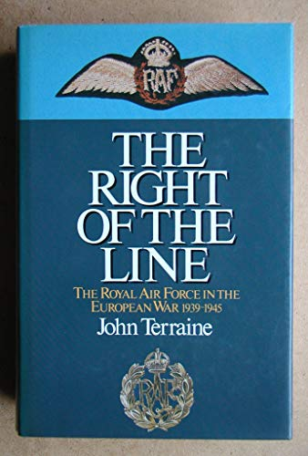 The Right of the Line By John Terraine