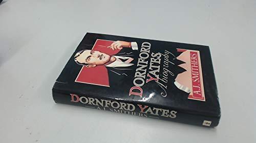 Dornford Yates By A.J. Smithers
