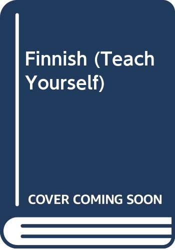 Finnish By Arthur H. Whitney