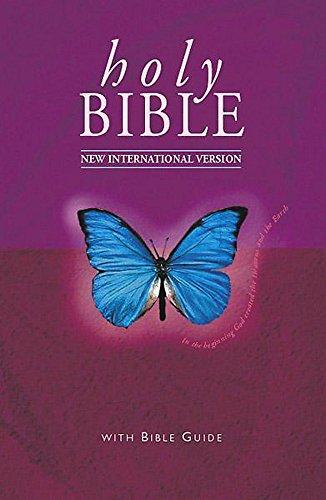 NIV Popular Bible By Volume editor D. J. Wiseman