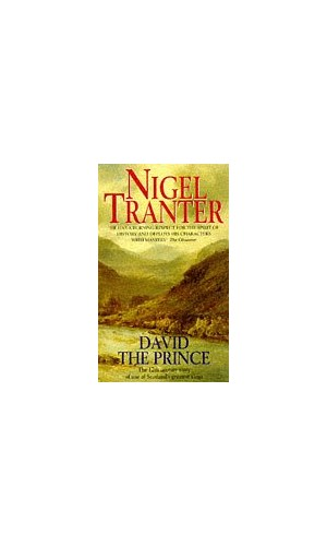 David the Prince By Nigel Tranter