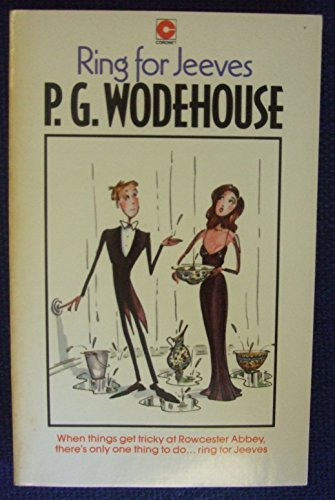 Ring for Jeeves (Coronet Books) by P. G. Wodehouse