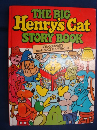 The Big Henry's Cat Story Book By Stan Hayward