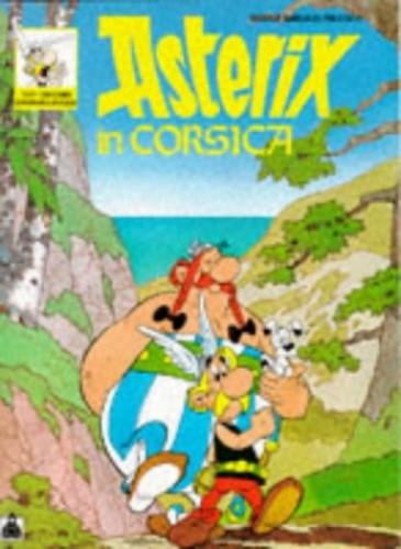 Asterix In Corsica Bk 24 PKT By Rene Goscinny