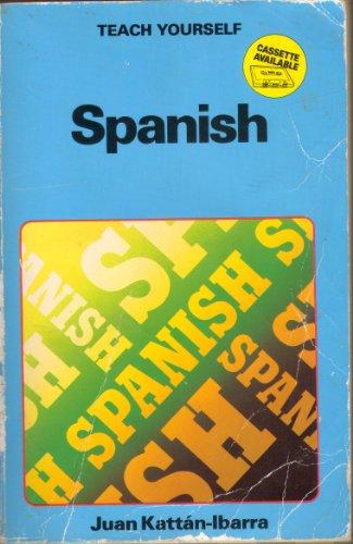 Spanish By Juan Kattan-Ibarra