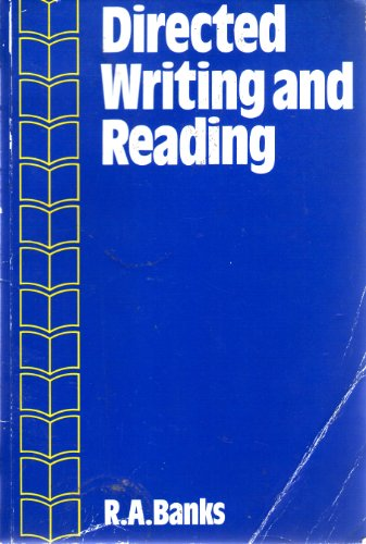 Directed Writing and Reading By R.A. Banks