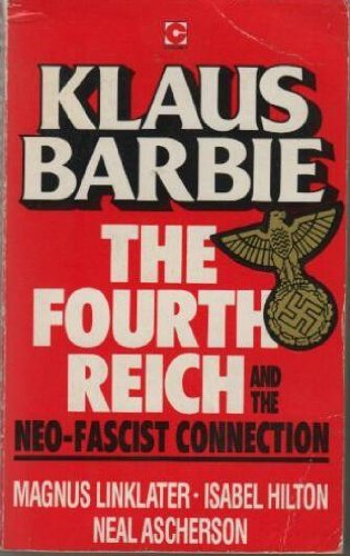 Klaus Barbie By Magnus Linklater