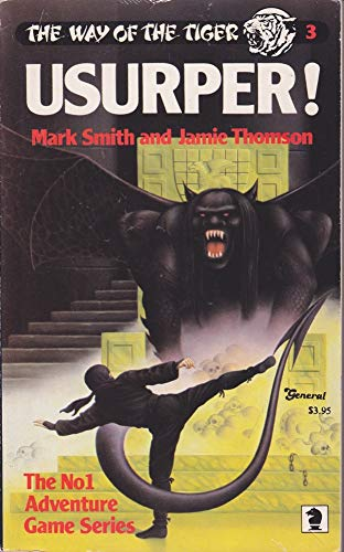 Usurper! (Knight Books) By Mark Smith