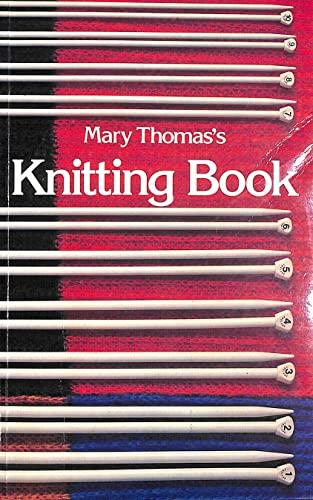 Knitting Book By Mary Thomas