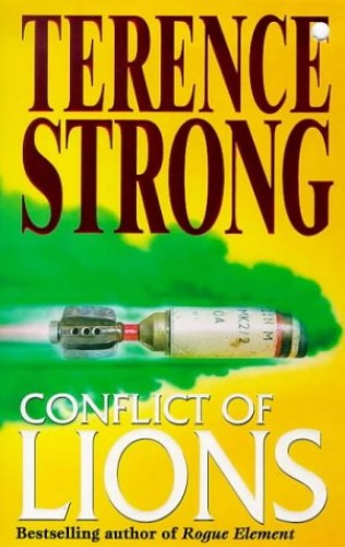 Conflict of Lions By Terence Strong