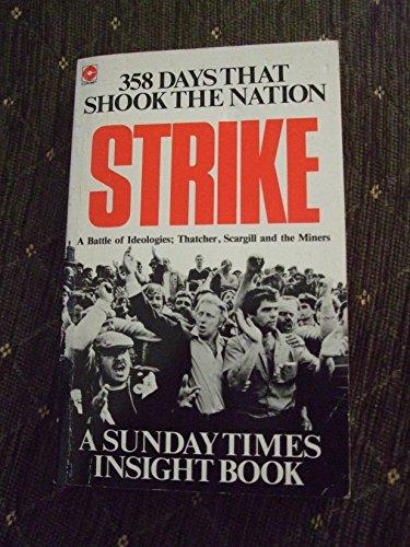 Strike By Peter Wilsher