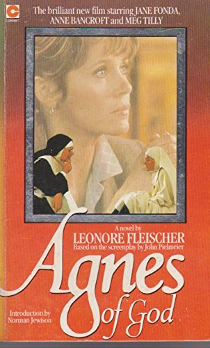 Agnes of God By Leonore Fleischer
