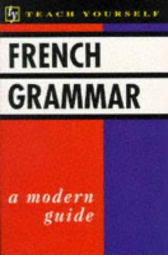 French Grammar By Jean-Claude Arragon