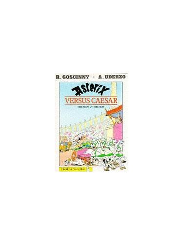 Asterix Versus Caesar By Translated by D. Hockridge