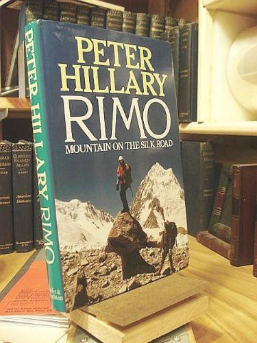 Rimo By Peter Hillary