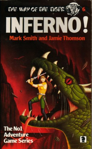 Inferno By Mark Smith