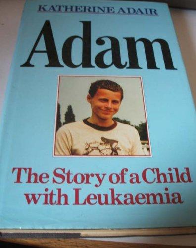 Adam By Katherine Adair