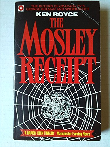 The Mosley Receipt By Kenneth Royce