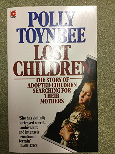 Lost Children By Polly Toynbee