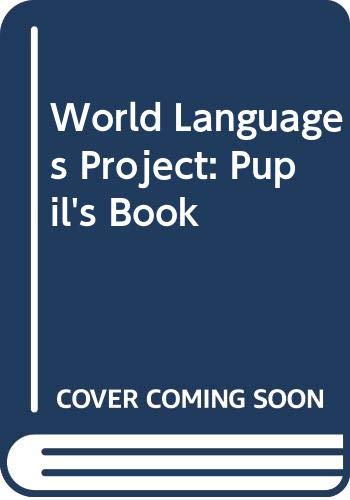 World Languages Project By Sol Garson