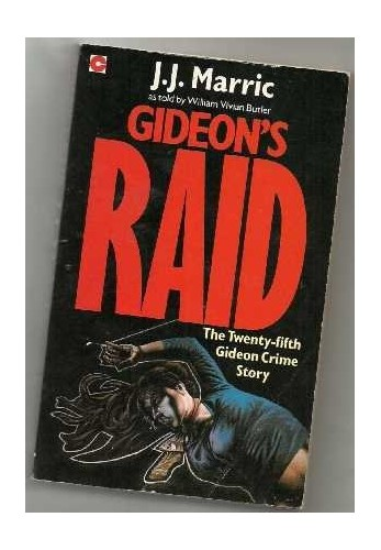 Gideon's Raid (Coronet Books) By William Vivian Butler