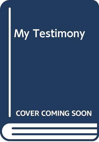 My Testimony By Anatoly Marchenko