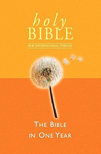 NIV Bible In One Year By Uk International Bible Society