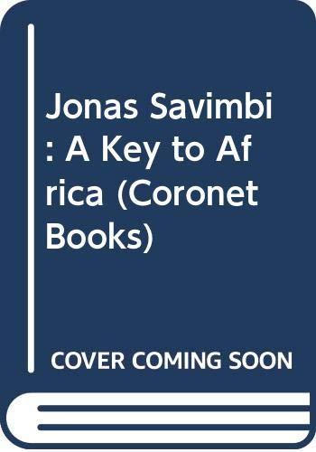 Jonas Savimbi By Fred Bridgland