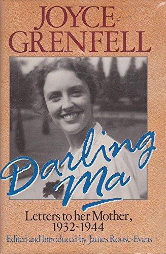 Darling Ma By Joyce Grenfell